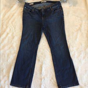 torrid Jeans - Torrid Relaxed Boot Cut Jeans Sz 18 Dark Wash